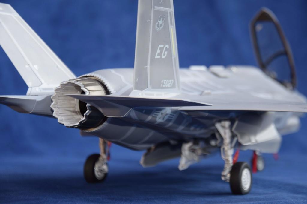Lockheed Martin F-35A 1/32 Italeri Dsc_0234