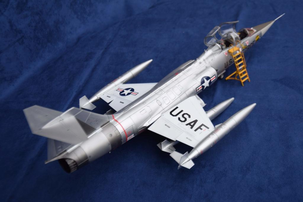 Lockheed TF-104G Italeri 1/32 Dsc_0274