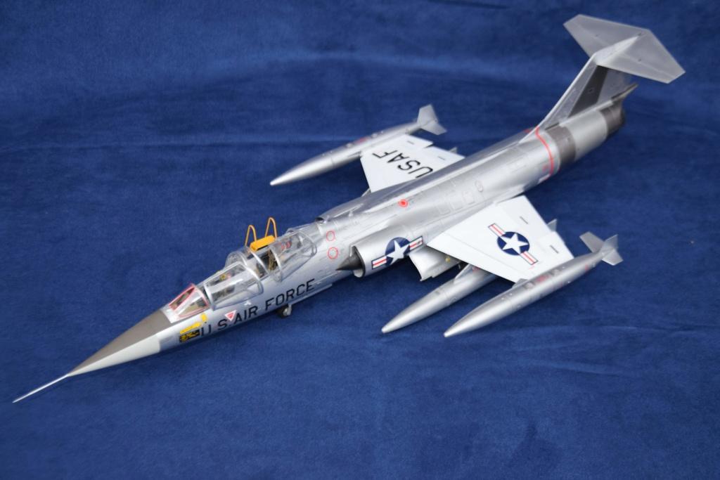 Lockheed TF-104G Italeri 1/32 Dsc_0277