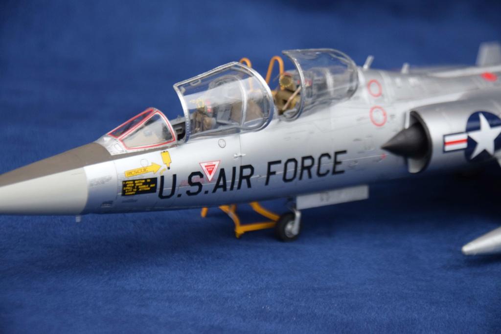 Lockheed TF-104G Italeri 1/32 Dsc_0278