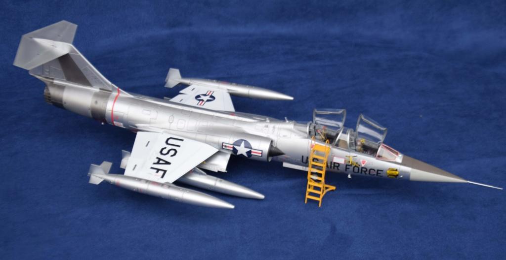 TF-104G Starfighter - Italeri 1/32 Dsc_0289