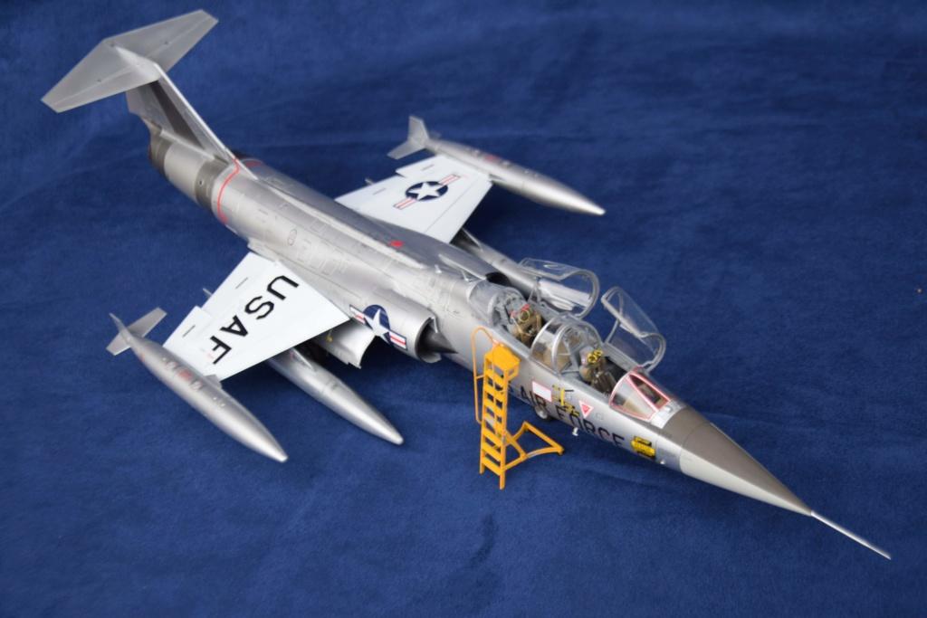 TF-104G Starfighter - Italeri 1/32 Dsc_0291