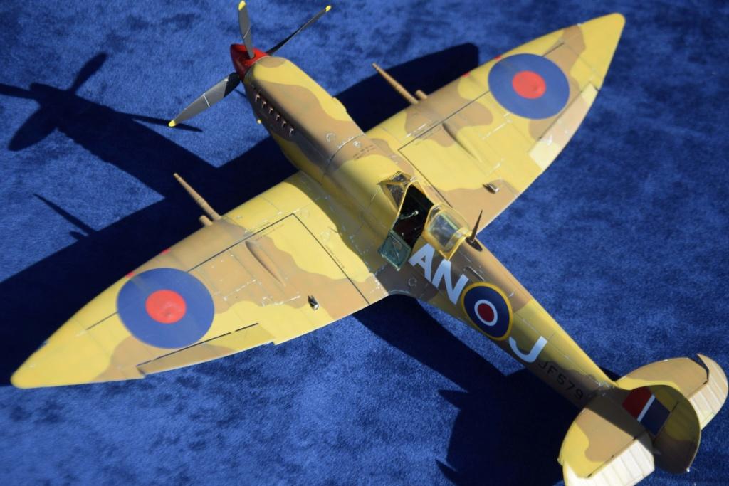 Spitfire MkVIII - Tamyia 1/32 Dsc_0339