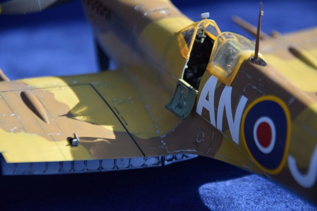 Spitfire MkVIII - Tamyia 1/32 Dsc_0343