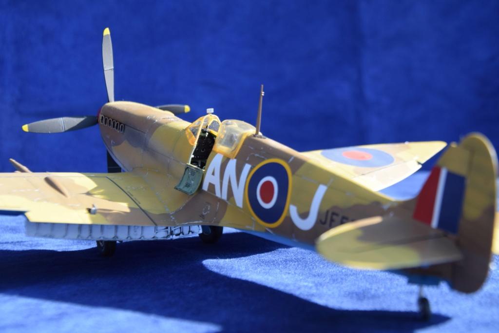 Spitfire MkVIII - Tamyia 1/32 Dsc_0344