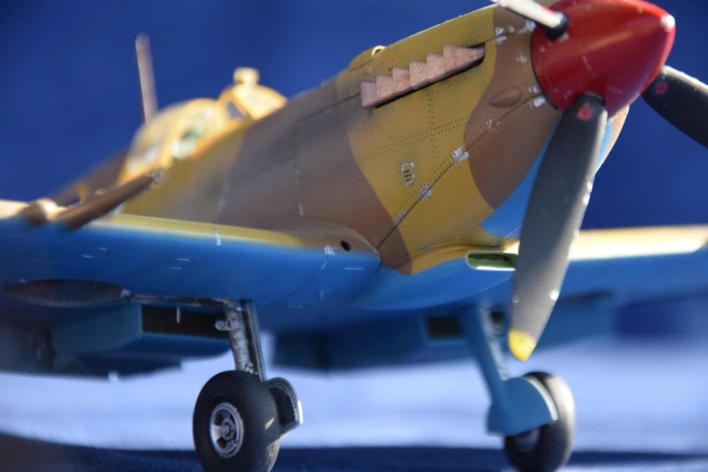Spitfire MkVIII - Tamyia 1/32 Dsc_0346
