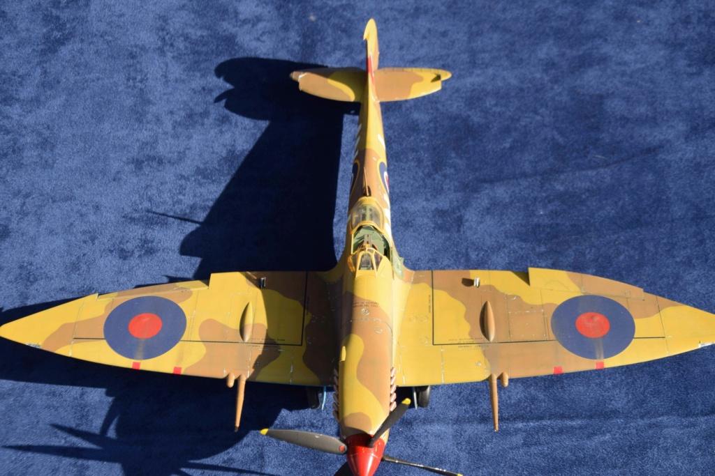 Spitfire MkVIII - Tamyia 1/32 Dsc_0347