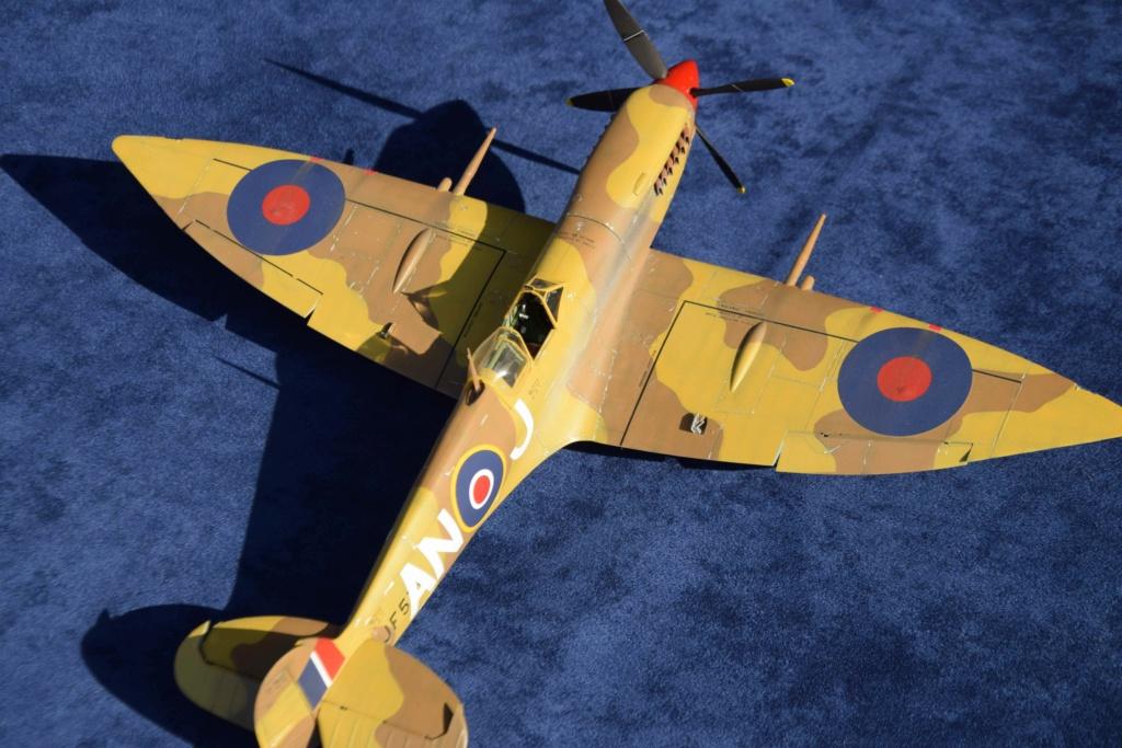 Spitfire MkVIII - Tamyia 1/32 Dsc_0348