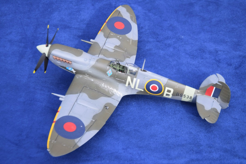 Spitfire Mk IXC - Tamyia 1/32 Dsc_0398