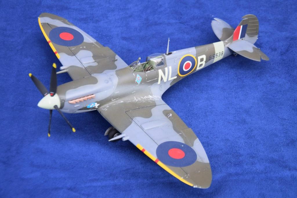 Spitfire Mk IXC - Tamyia 1/32 Dsc_0399