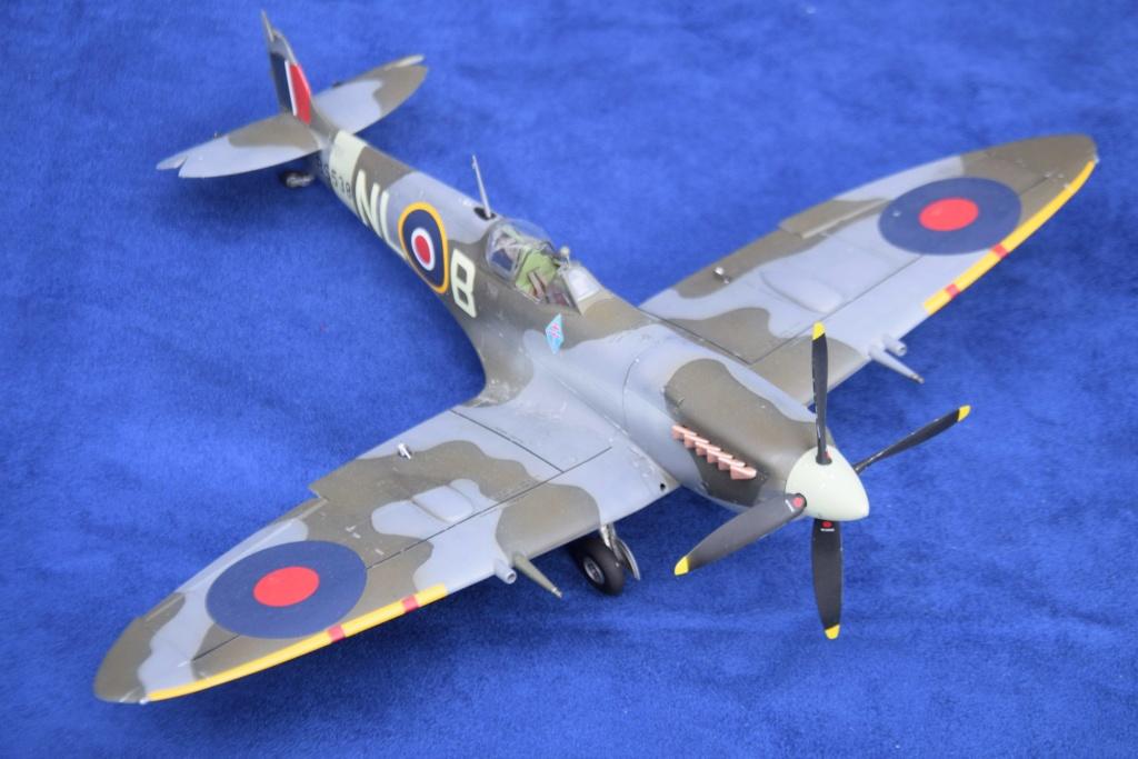 Spitfire Mk IXC - Tamyia 1/32 Dsc_0401