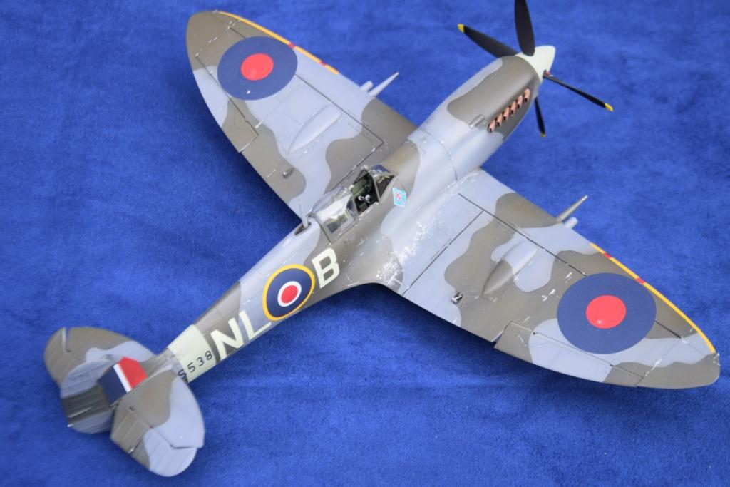 Spitfire Mk IXC - Tamyia 1/32 Dsc_0402