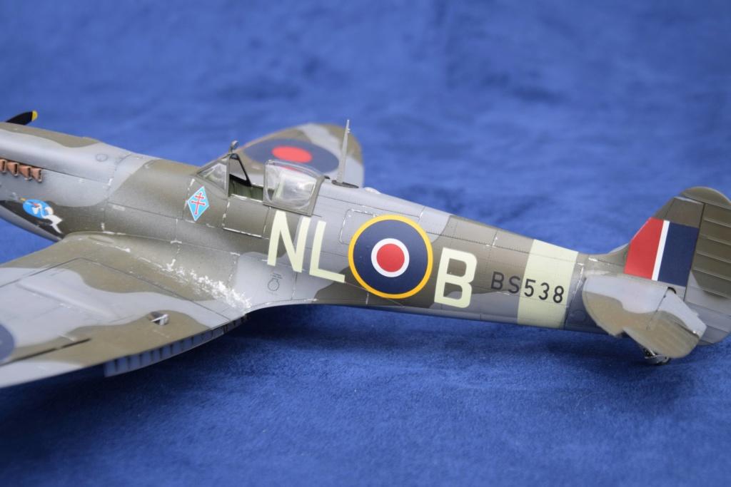 Spitfire Mk IXC - Tamyia 1/32 Dsc_0405