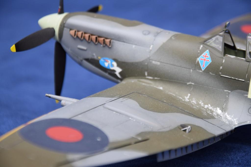 Spitfire Mk IXC - Tamyia 1/32 Dsc_0406