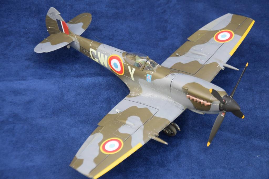 Spitfire MkXVI Tamyia 1/32 Dsc_0420