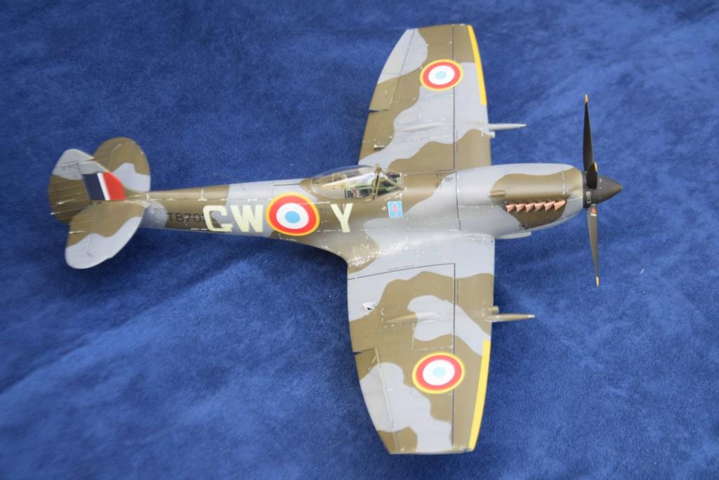 Spitfire MkXVI Tamyia 1/32 Dsc_0421