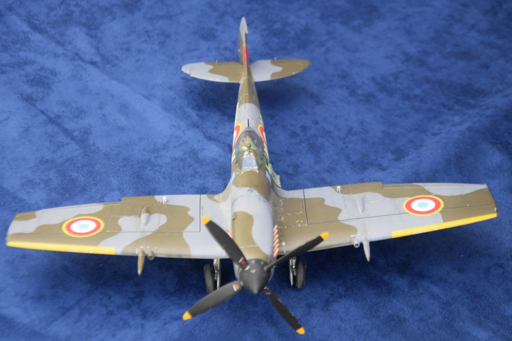 Spitfire MkXVI Tamyia 1/32 Dsc_0422