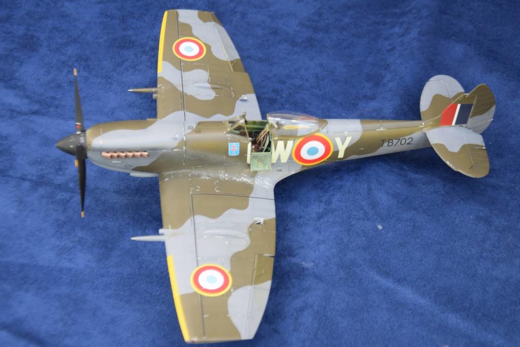 Spitfire MkXVI Tamyia 1/32 Dsc_0423