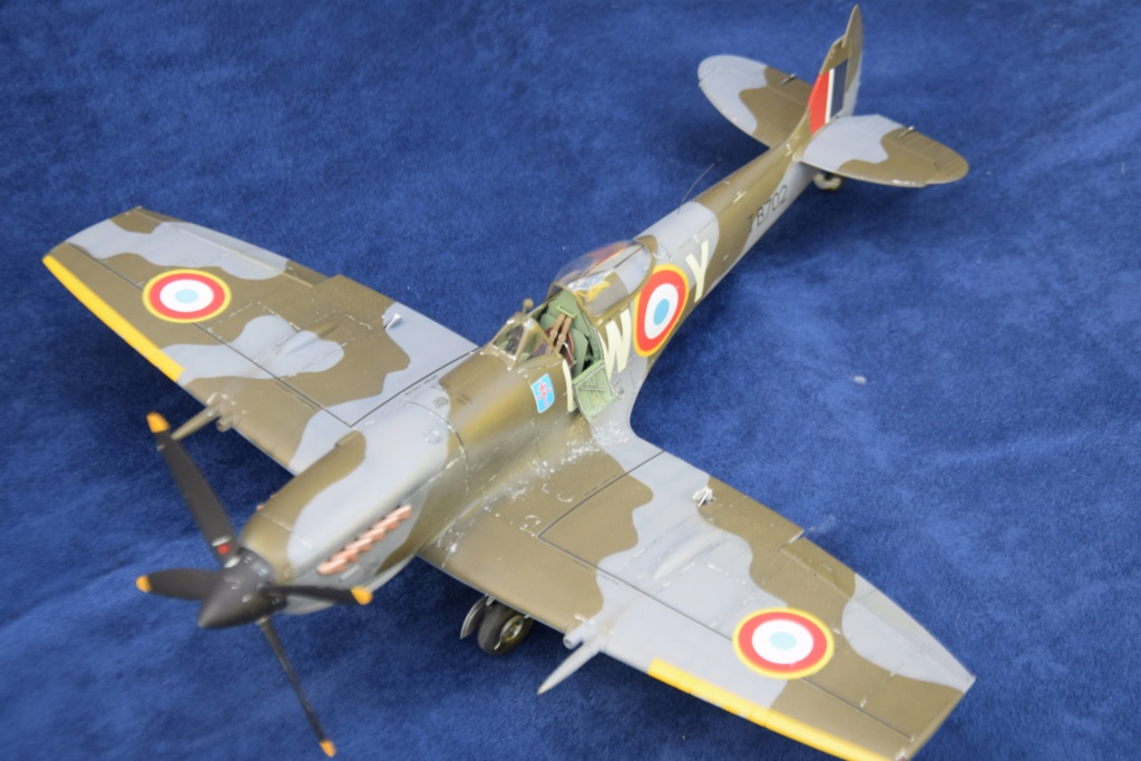 Spitfire MkXVI Tamyia 1/32 Dsc_0424