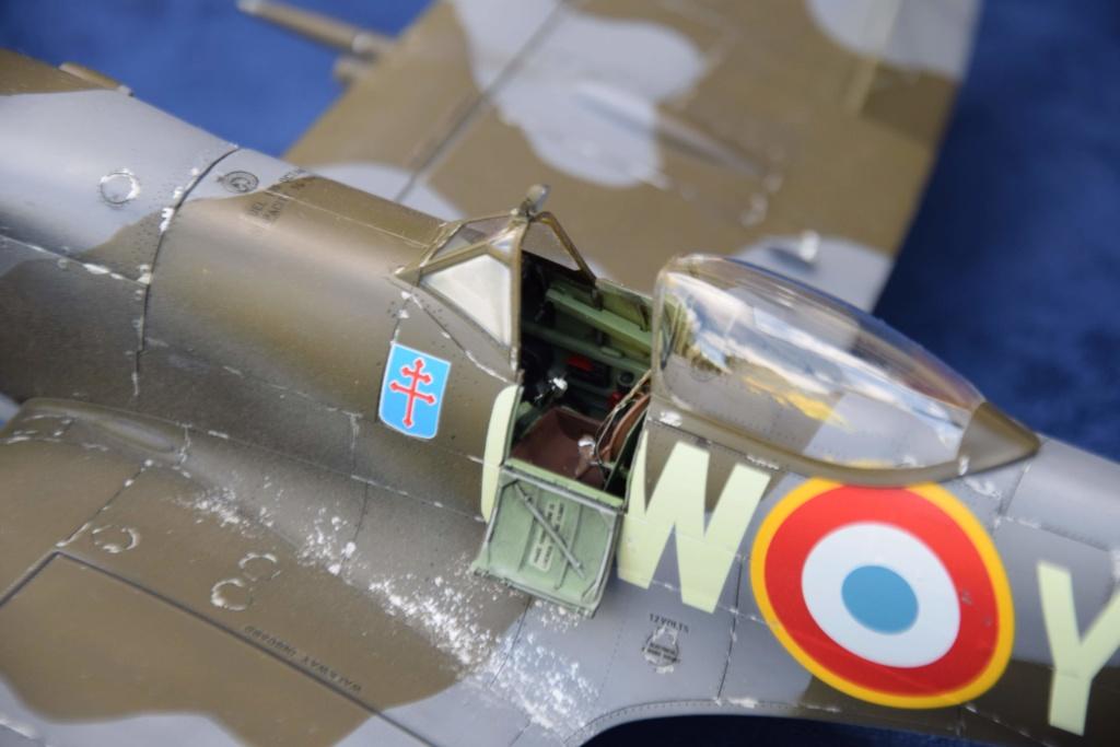 Spitfire MkXVI Tamyia 1/32 Dsc_0425