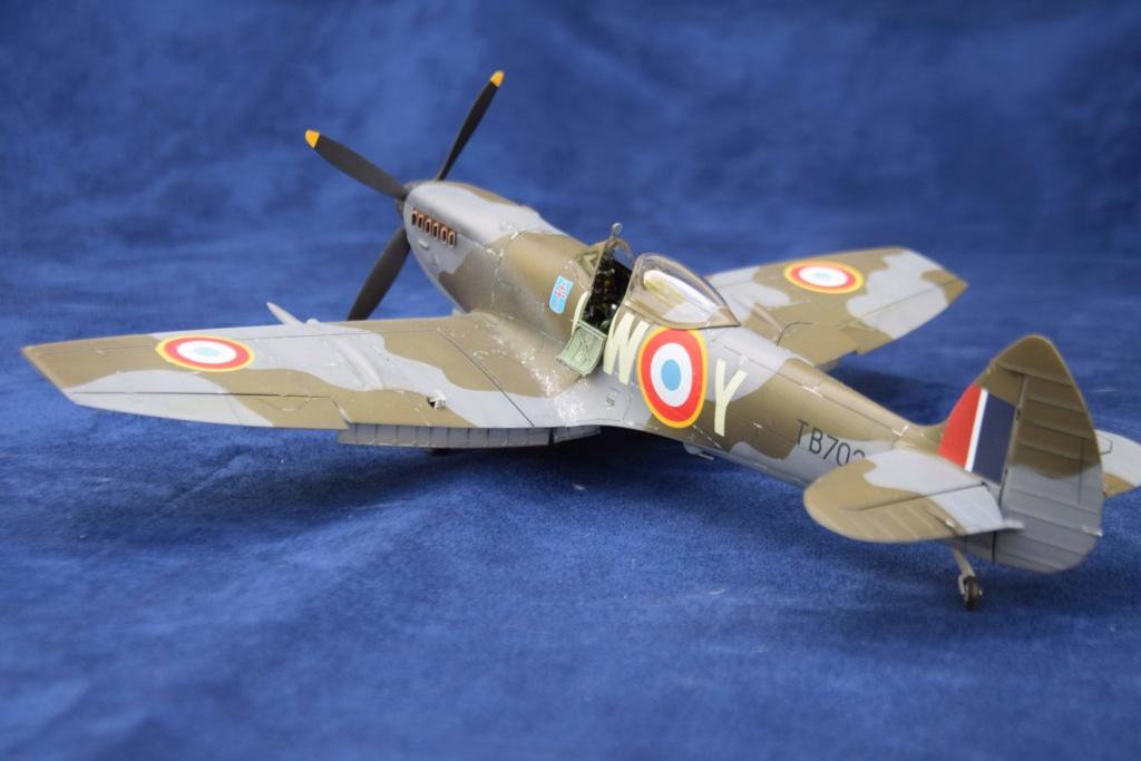 Spitfire MkXVI Tamyia 1/32 Dsc_0426