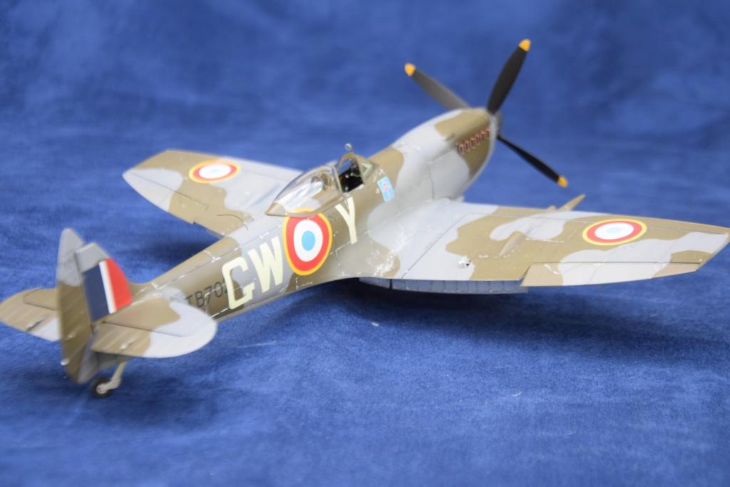 Spitfire MkXVI Tamyia 1/32 Dsc_0428