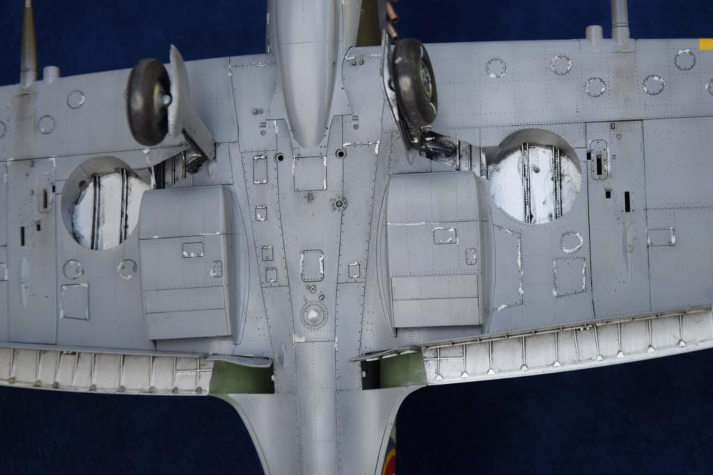Spitfire MkXVI Tamyia 1/32 Dsc_0429