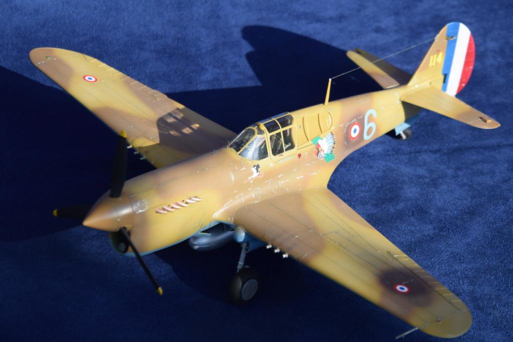 curtiss P-40F Hasegawa 1/32 Dsc_0523