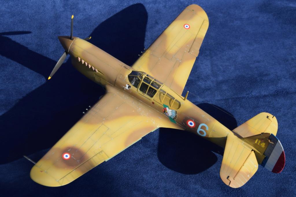 curtiss P-40F Hasegawa 1/32 Dsc_0524