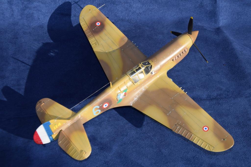 curtiss P-40F Hasegawa 1/32 Dsc_0525