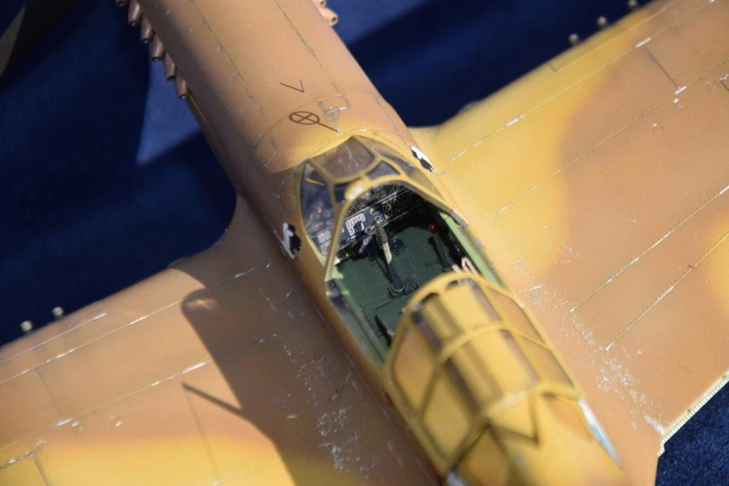 curtiss P-40F Hasegawa 1/32 Dsc_0526