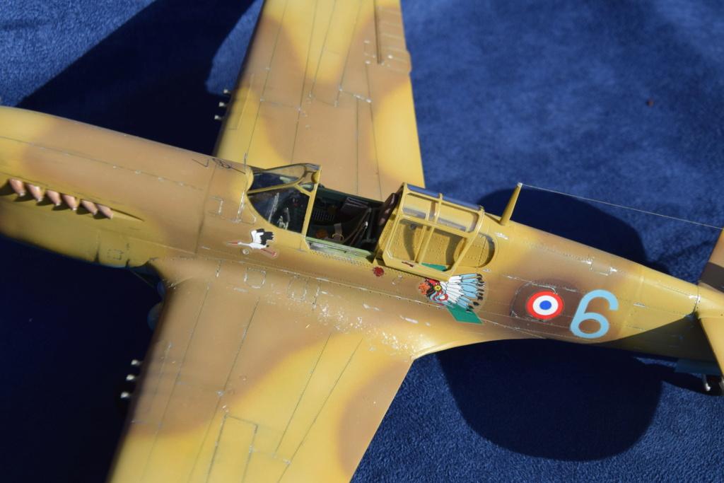 curtiss P-40F Hasegawa 1/32 Dsc_0527