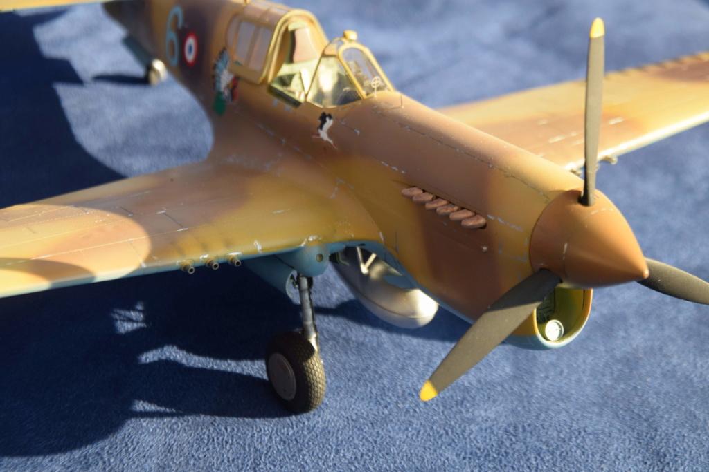 curtiss P-40F Hasegawa 1/32 Dsc_0528