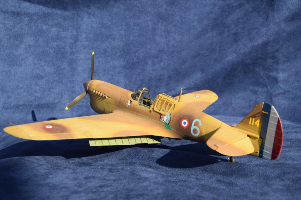 curtiss P-40F Hasegawa 1/32 Dsc_0529