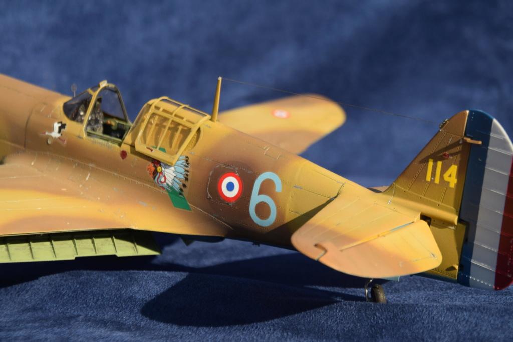curtiss P-40F Hasegawa 1/32 Dsc_0530