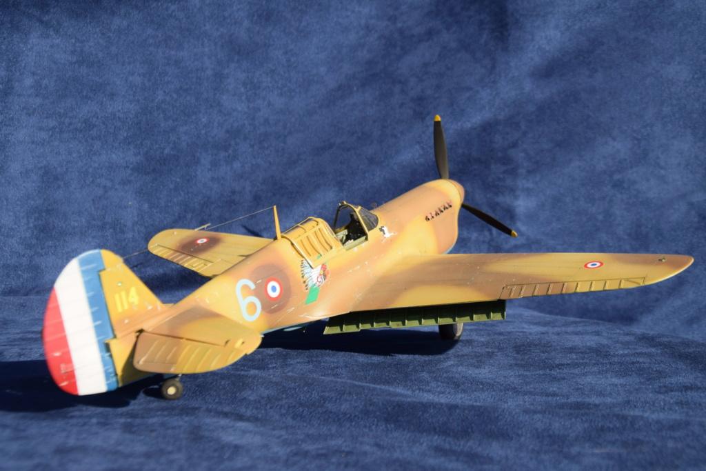 curtiss P-40F Hasegawa 1/32 Dsc_0531