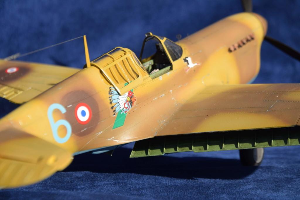 curtiss P-40F Hasegawa 1/32 Dsc_0532