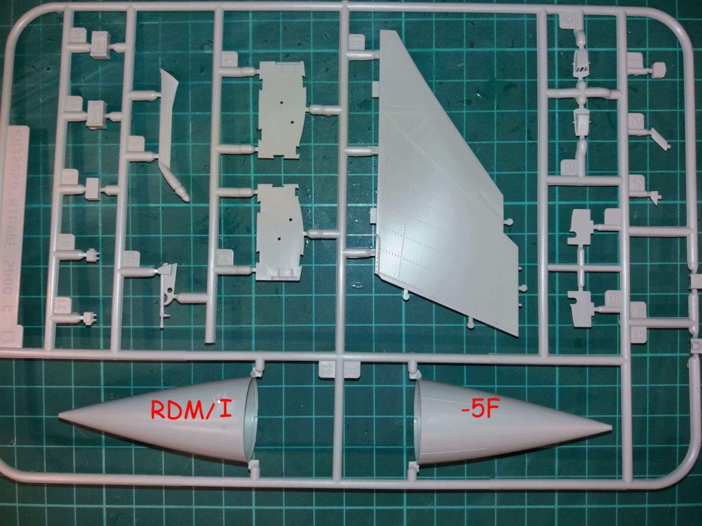 Mirage 2000C KH 1/32 Grappe22