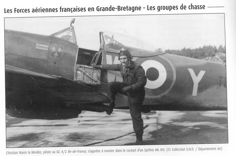 Spitfire MkXVI Tamyia 1/32 Gw-y_110