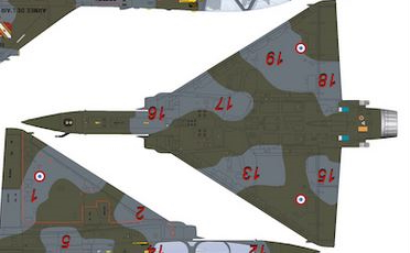 Mirage 2000D KittyHawk 1/32 - Page 5 Intrad13