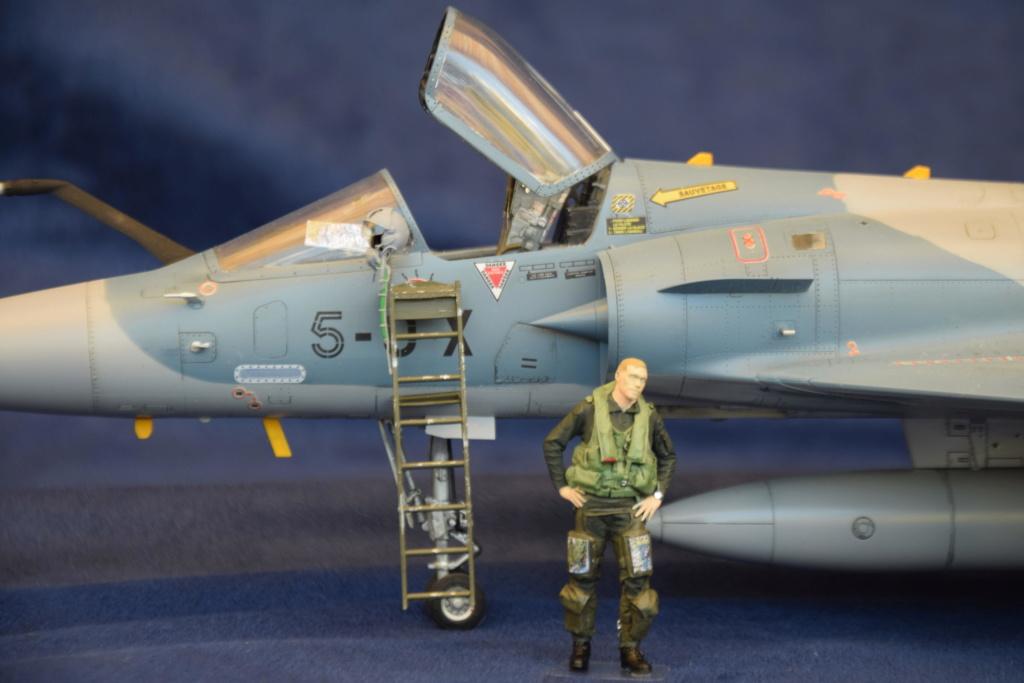 Mirage 2000C RDI KH 1/32 Poste313