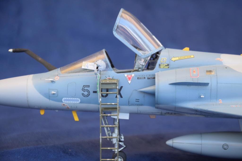 Mirage 2000C RDI KH 1/32 Poste811