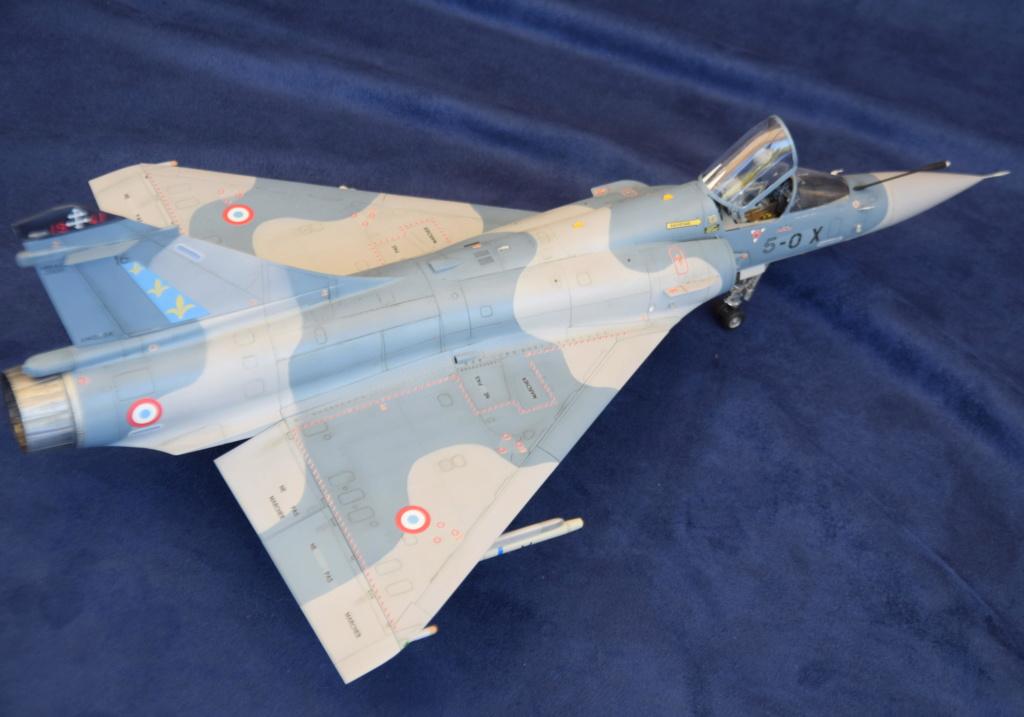 Mirage 2000C RDI KH 1/32 Vued510