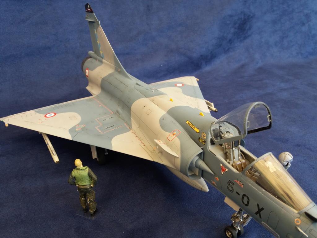 Mirage 2000C RDI KH 1/32 Vued810