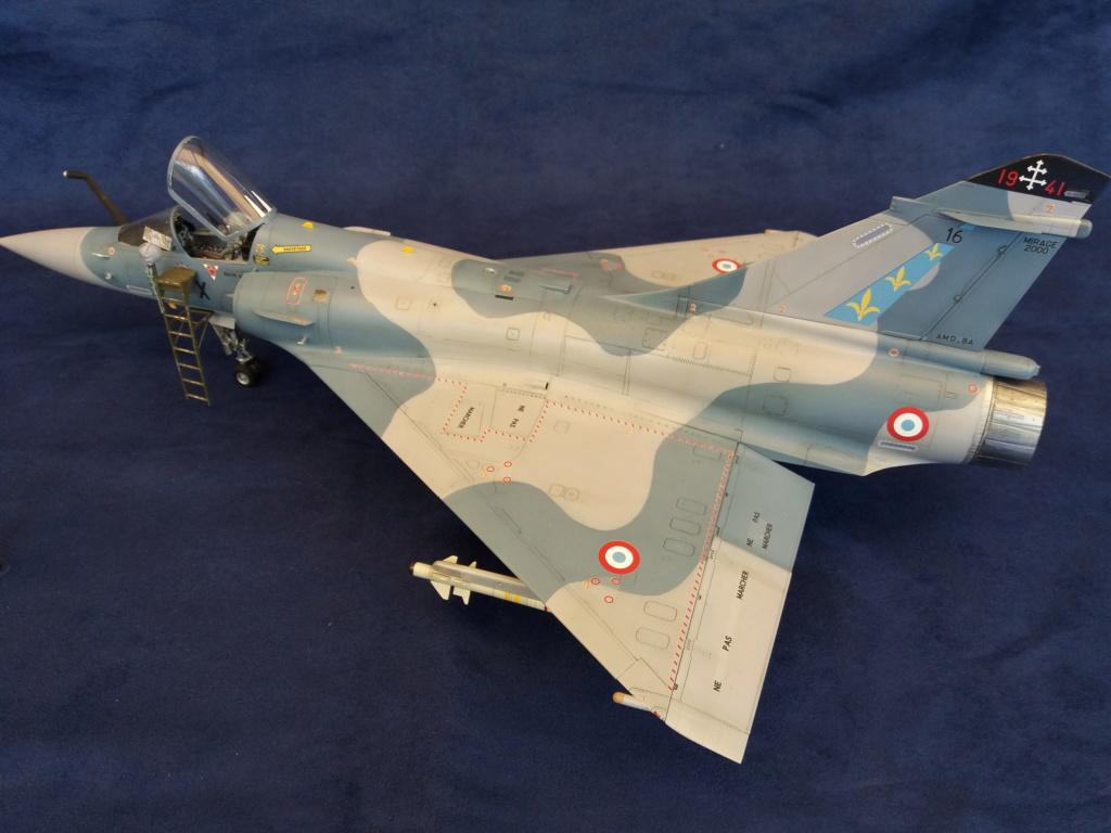 Mirage 2000C RDI KH 1/32 Vueg610