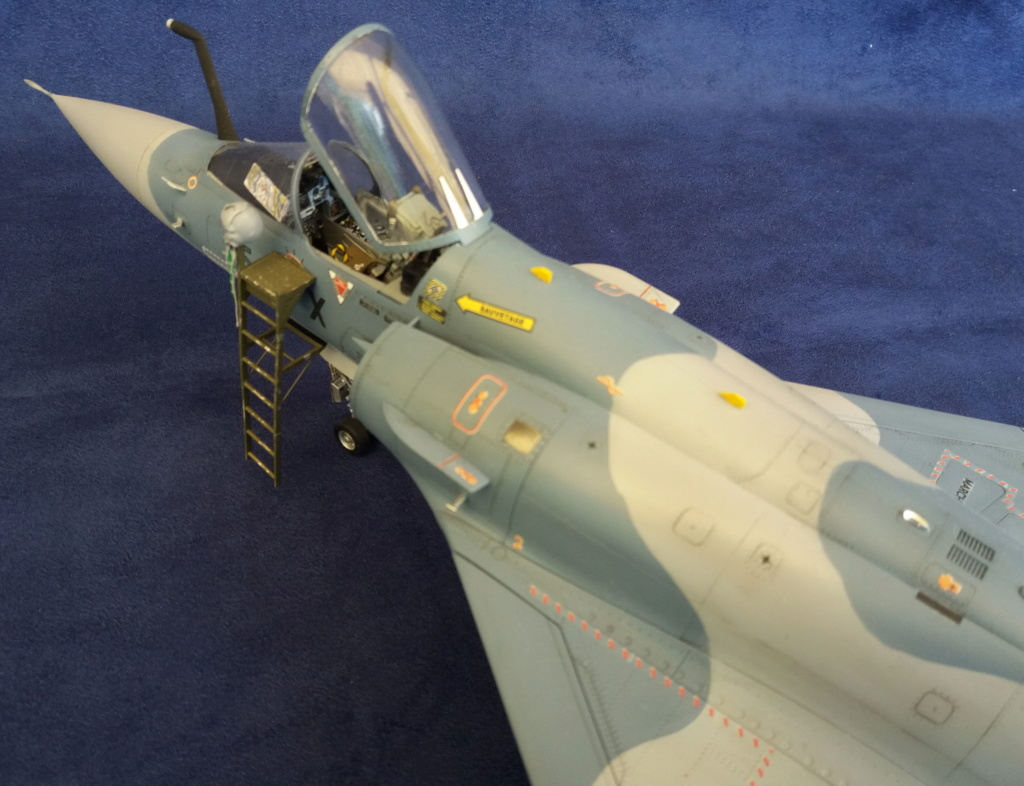 Mirage 2000C RDI KH 1/32 Vueg910