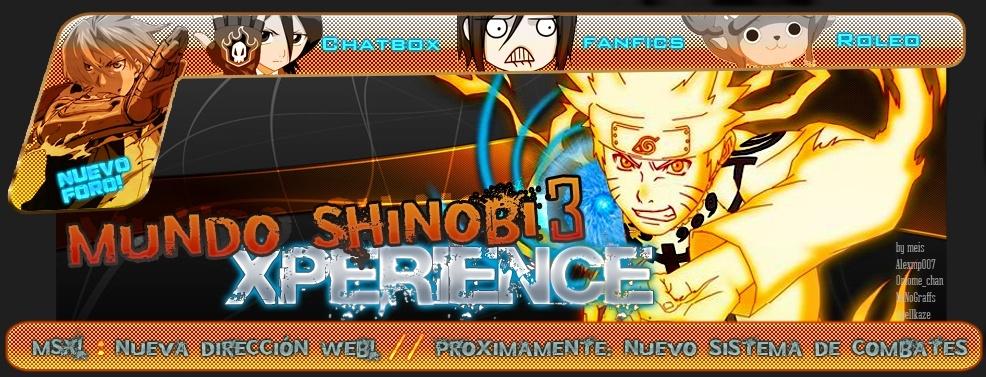Mundo Shinobi Xperience