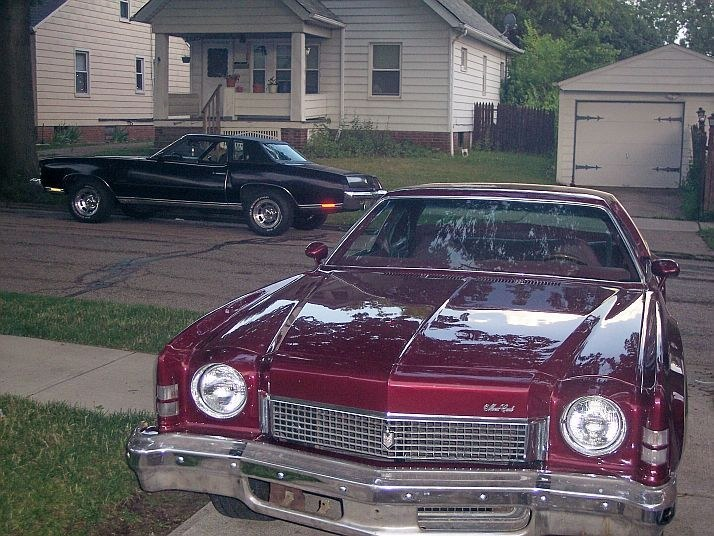 Anyone recognize these 2 Monte Carlo's? 64883210