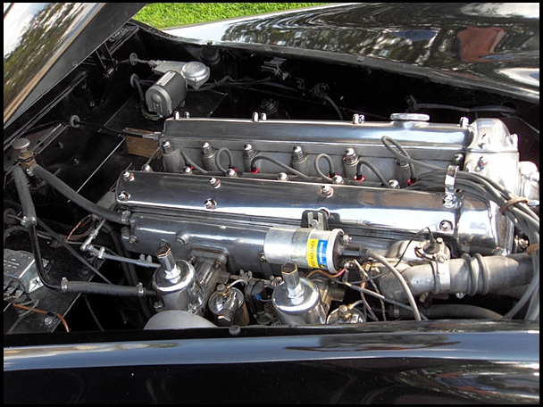 1956 Jaguar XK140 Convertible Ha041311