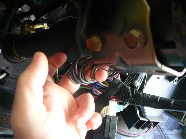 converting a g3 column to a tilt/tele P1010910